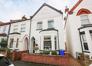 Thumbnail 3 bedroom end terrace house for sale in Lisburn Road, Newmarket