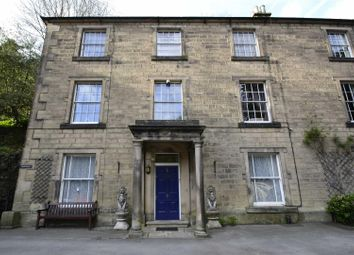 Thumbnail 6 bed town house for sale in North Parade, Matlock Bath, Matlock