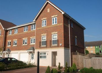 Thumbnail 4 bedroom town house to rent in Crispin Way, Hillingdon