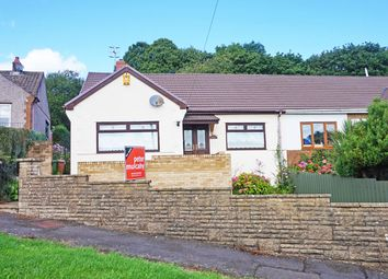 Thumbnail 2 bed bungalow for sale in The Avenue, Ystrad Mynach