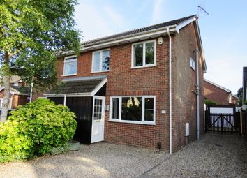 Thumbnail 3 bed property to rent in Harrisons Drive, Sprowston, Norwich