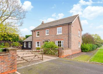 Thumbnail 4 bedroom detached house for sale in Winchester Road, Whitway, Newbury, Hampshire