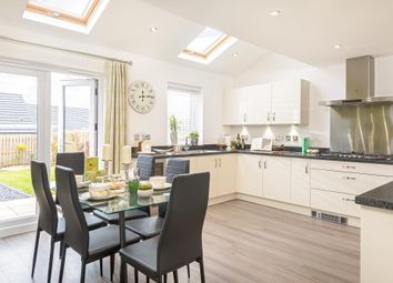 "Thumbnail 5 bed detached house for sale in ""Emerson"" at Morda, Oswestry"