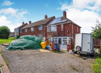 Thumbnail 2 bed end terrace house for sale in Salisbury Avenue, Burton-On-Trent