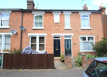 Thumbnail 3 bed terraced house to rent in Harsnett Road, Colchester
