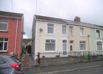 Thumbnail 3 bed semi-detached house for sale in Edward Street, Glynneath, Neath