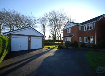 4 bed detached house for sale in Fieldfare Court, Burnopfield, Newcastle Upon Tyne NE16