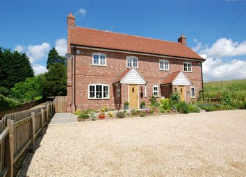 Thumbnail 3 bedroom semi-detached house for sale in Cuckoo Hill, Bures, Suffolk