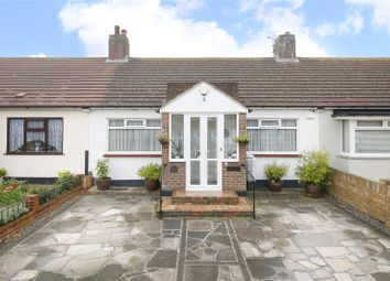 Thumbnail 2 bedroom terraced bungalow for sale in Woodmere Avenue, Croydon