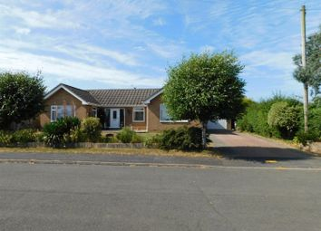 Thumbnail 2 bed detached bungalow for sale in South Crescent, Chapel St. Leonards, Skegness
