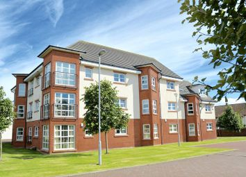 Thumbnail 2 bedroom flat for sale in Elms Way, Ayr