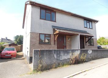 Thumbnail 2 bed semi-detached house for sale in Westbridge Road, Trewoon, St Austell