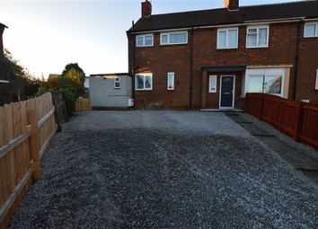 Thumbnail 3 bed semi-detached house for sale in Salisbury Avenue, Hornsea, East Yorkshire