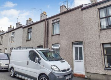 Thumbnail 2 bed terraced house for sale in William Street, Caernarfon, Gwynedd