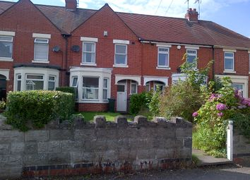 Thumbnail 1 bedroom terraced house to rent in Bathway Road, Coventry