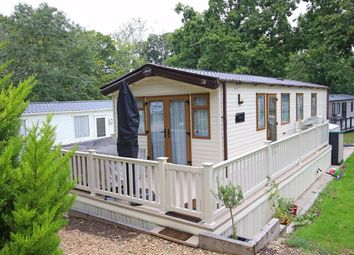 3 bed mobile/park home for sale in Hoburne Bashley Park, Sway Road, New Milton BH25
