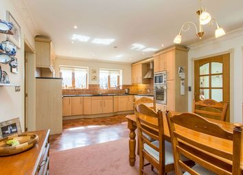 Thumbnail 4 bed bungalow for sale in Lark Rise Chester Road, Oakmere, Northwich