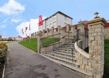 2 bed flat for sale in Candy Dene, Ebbsfleet Valley, Swanscombe DA10