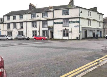 Thumbnail Hotel/guest house for sale in St Cuthbert Street, Kirkcudbright