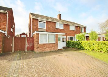 Thumbnail 3 bed semi-detached house to rent in Kelsey Crescent, Cherry Hinton, Cambridge