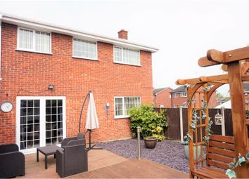 Thumbnail 3 bed link-detached house for sale in Sulby Close, Forest Town