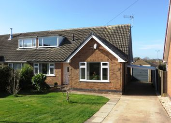 Thumbnail 4 bed semi-detached bungalow for sale in Cheyne Drive, Bilsthorpe