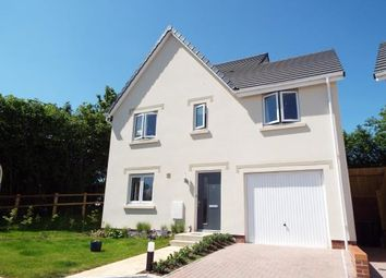 Thumbnail 4 bed detached house for sale in Kingsteignton, Newton Abbot, Devon