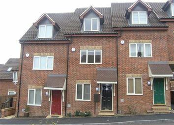 Thumbnail 3 bed town house to rent in Kirkwood Grove, Medbourne, Milton Keynes
