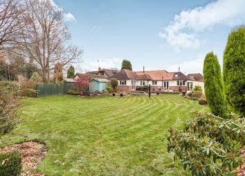 Thumbnail 3 bedroom detached bungalow for sale in Shipley Bridge Lane, Copthorne, Crawley