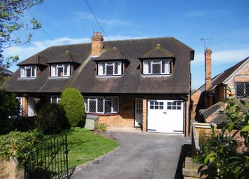 Thumbnail 3 bed semi-detached house to rent in Warren Row Road, Warren Row, Reading, Berkshire