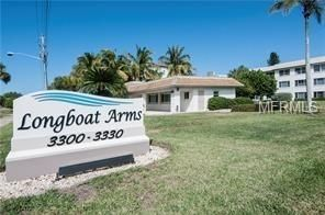 Thumbnail 2 bed town house for sale in 3320 Gulf Of Mexico Dr #304-C, Longboat Key, Florida, 34228, United States Of America