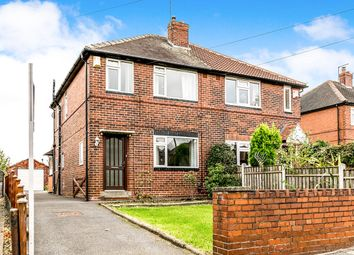 Thumbnail 3 bed semi-detached house for sale in Pendas Way, Leeds
