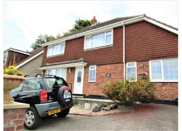 Thumbnail 4 bed detached house for sale in Maidenway Road, Paignton