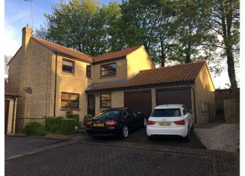 Thumbnail 4 bed detached house for sale in Estcourt Drive, Darrington, Pontefract
