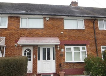 Thumbnail 3 bed terraced house to rent in Meriden Drive, Kingshurst, Solihull
