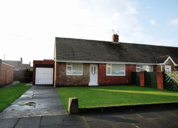 Thumbnail 2 bed bungalow for sale in Warkdale Avenue, Blyth