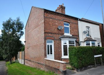 Thumbnail 2 bed end terrace house for sale in Rosliston Road, Stapenhill, Burton-On-Trent