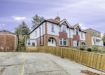 Thumbnail 3 bed semi-detached house to rent in Moncktons Lane, Maidstone