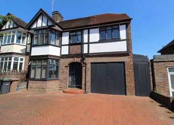 5 bed semi-detached house for sale in Montrose Avenue, Luton LU3