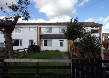 Thumbnail 3 bed terraced house for sale in Deptford Crescent, Bulwell, Nottingham
