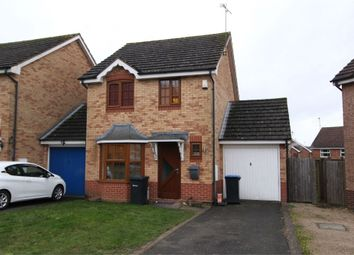 Thumbnail 3 bed detached house to rent in Alexander Drive, Lutterworth
