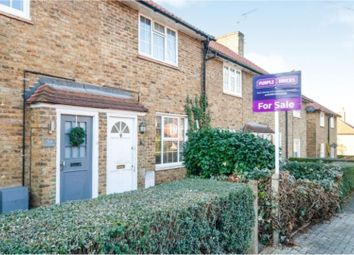 Thumbnail 2 bed terraced house for sale in Sunnymead Road, London