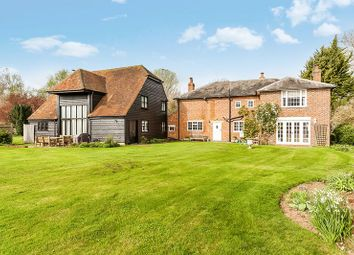 Thumbnail 7 bed detached house for sale in Gravelly Ways, Laddingford, Maidstone