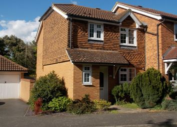 Thumbnail 3 bed end terrace house to rent in Mansion House Close, Biddenden, Ashford