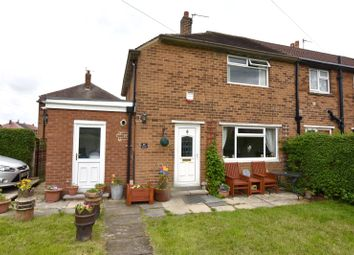 Thumbnail 2 bed town house for sale in Acres Hall Avenue, Pudsey, West Yorkshire