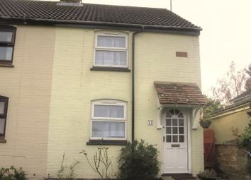 Thumbnail 3 bed end terrace house to rent in East Fen Common, Soham, Ely