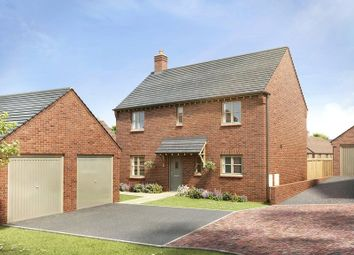 Thumbnail 4 bed detached house for sale in Plot 42, Heathcote Grange, Leicester Lane, Great Bowden, Market Harborough