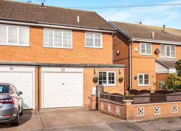 Thumbnail 3 bed semi-detached house for sale in Fernley Green Close, Knottingley