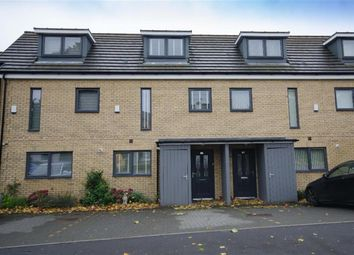 Thumbnail 4 bed town house for sale in Charnhill Drive, Mangotsfield, Bristol