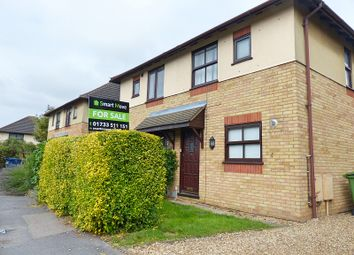 Thumbnail 2 bedroom semi-detached house for sale in Freesia Way, Yaxley, Peterborough